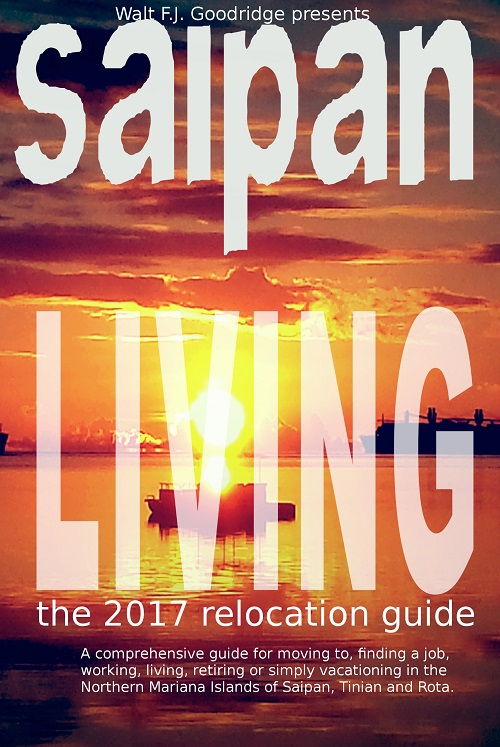 saipan living guide cover
