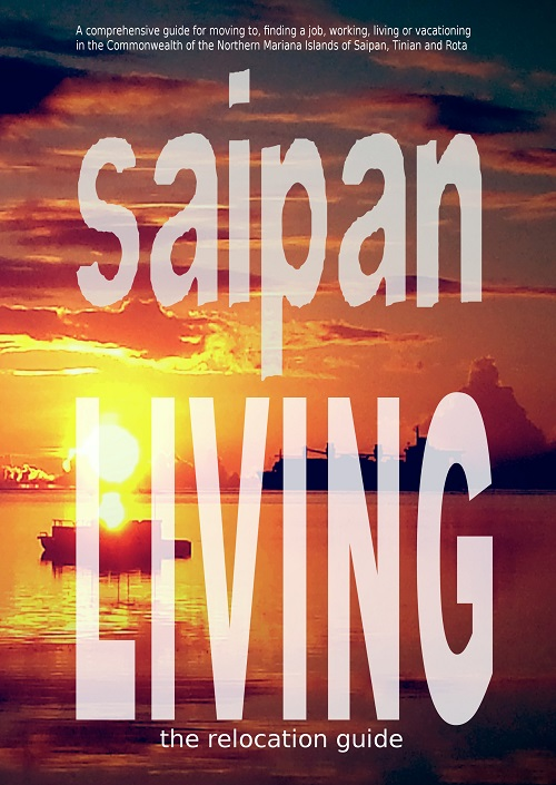 cover of Saipan Living Relocation Guide